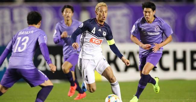 2019 AFCチャンピオンズリーグ,本田圭佑