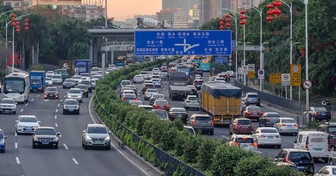 中国自動車