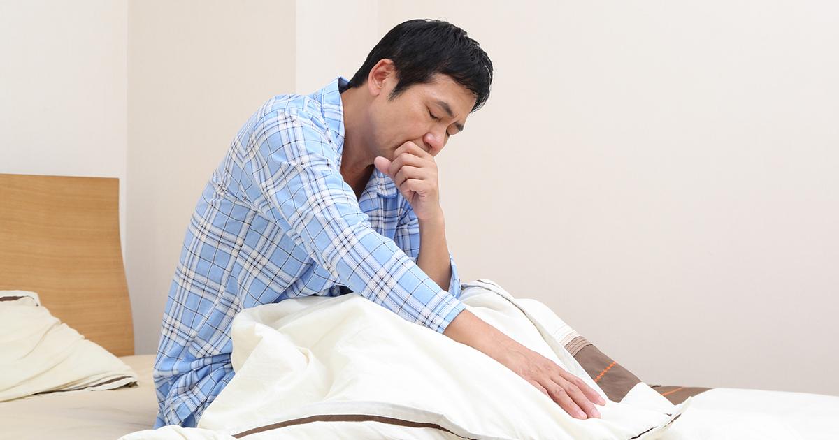 「睡眠時無呼吸症候群」実は2種類、閉塞性・中枢性で違い