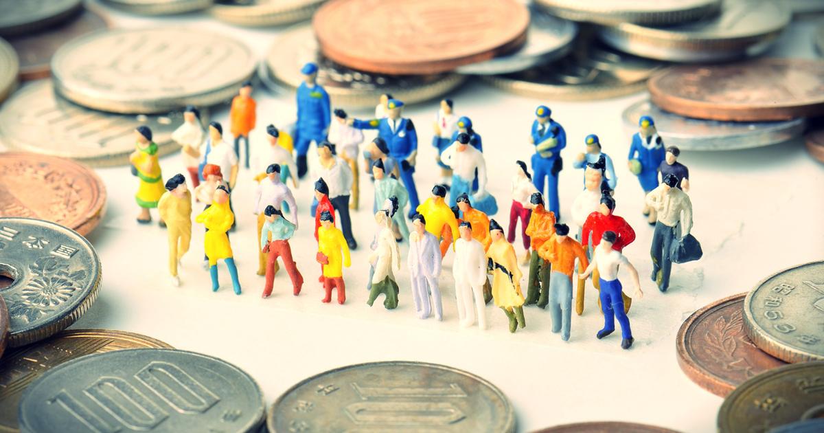 退職金・企業年金は「共済型」など4つのパターンで分けられる!