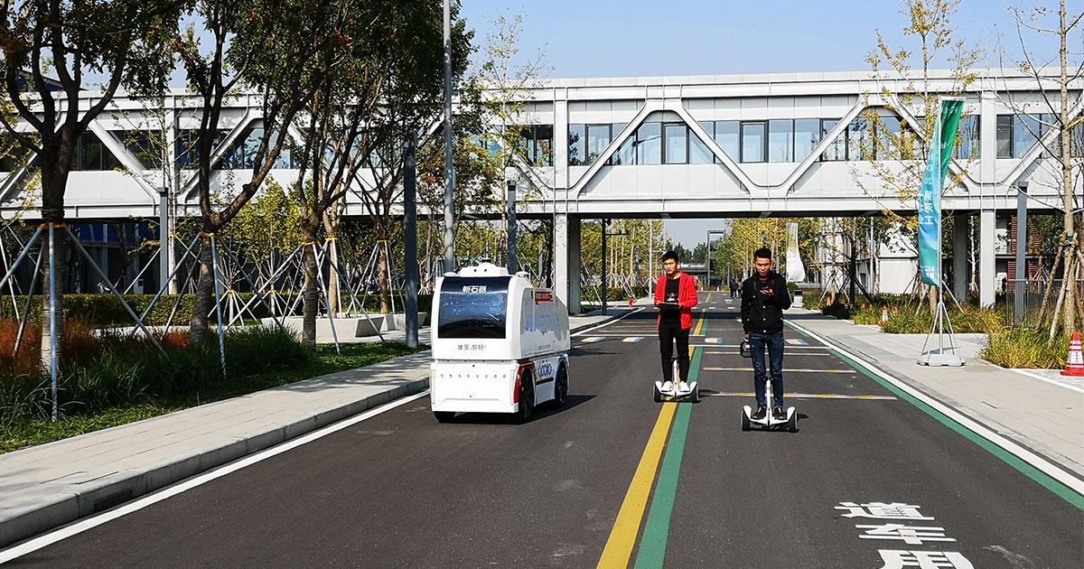 中国のスマートシティ「雄安新区」は第2の深センになるか