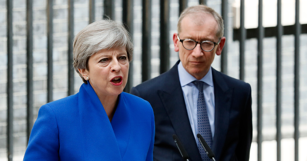英EU離脱が総選挙与党惨敗で、より穏健な方向に向かう理由