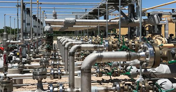 米石油業界の「勝ち組」 CO2活用で生産量アップ