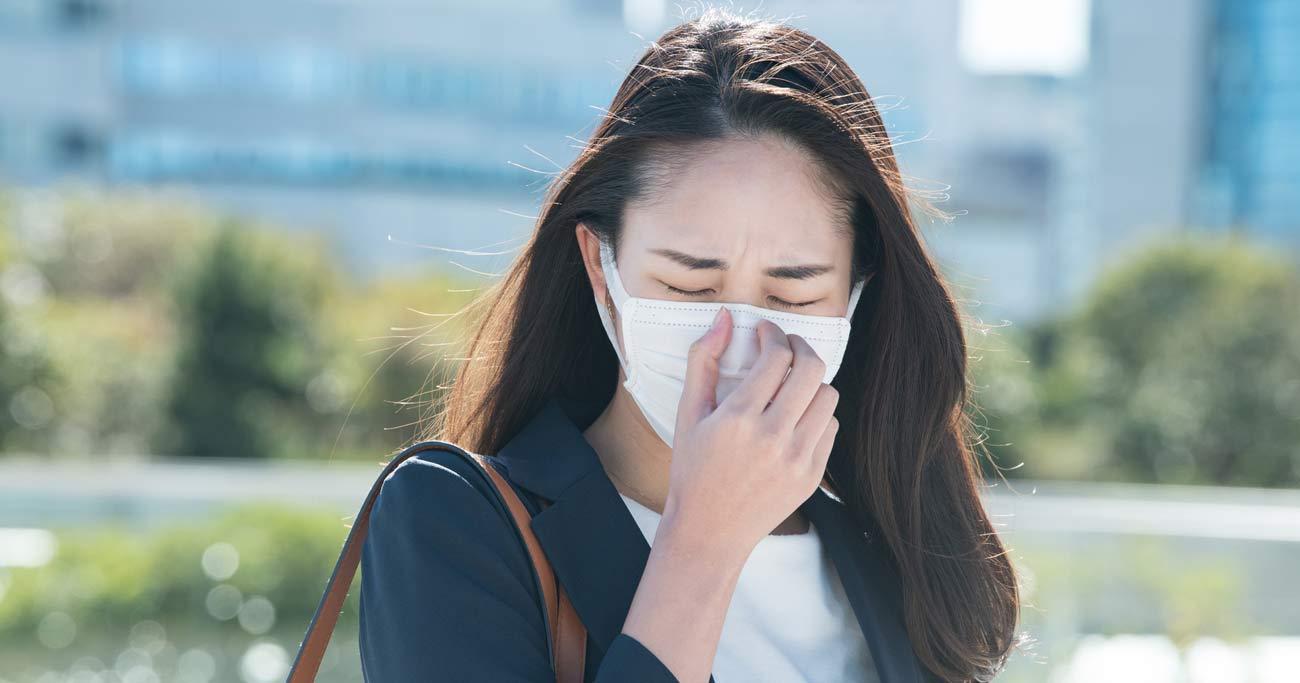 花粉症患者が間違えている薬の使い方!8割の人は1種類だけではダメ
