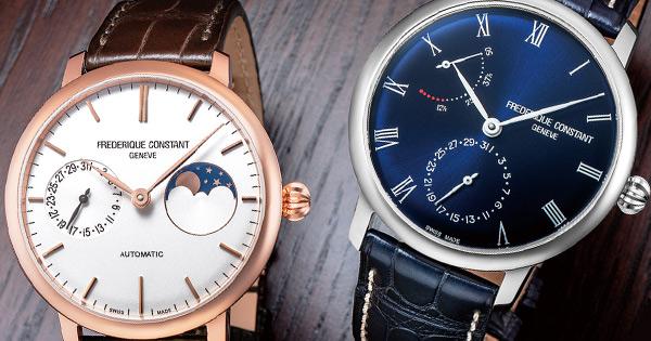 スイス時計マニュファクチュールとして成長するフレデリック・コンスタント