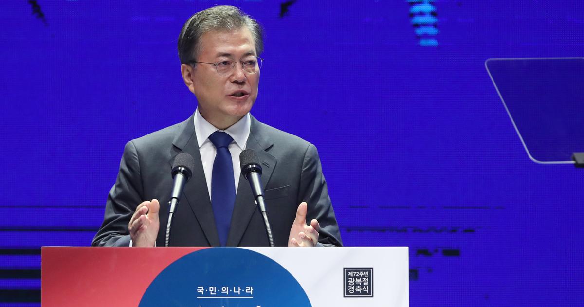 韓国人よ目を覚ませ!文大統領8.15演説を元駐韓大使が批判