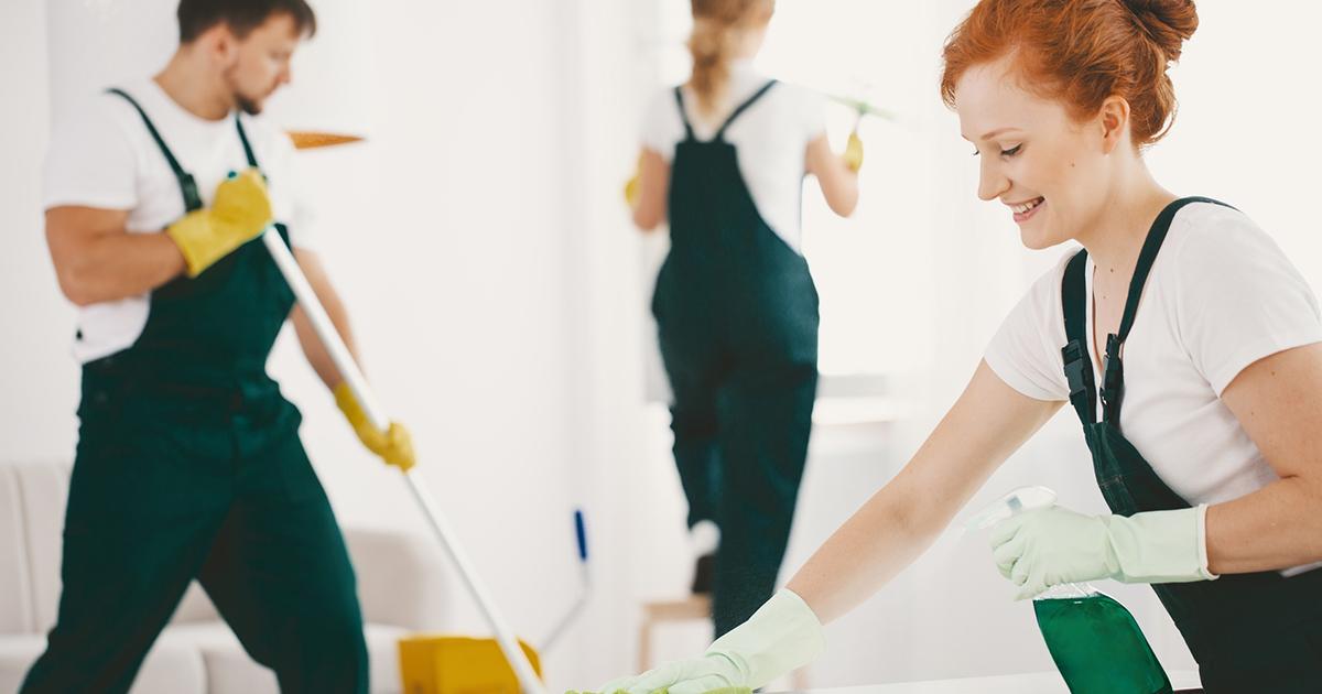 ミレニアル世代が喜んで掃除する!?全米大評判の奇跡の会社とは