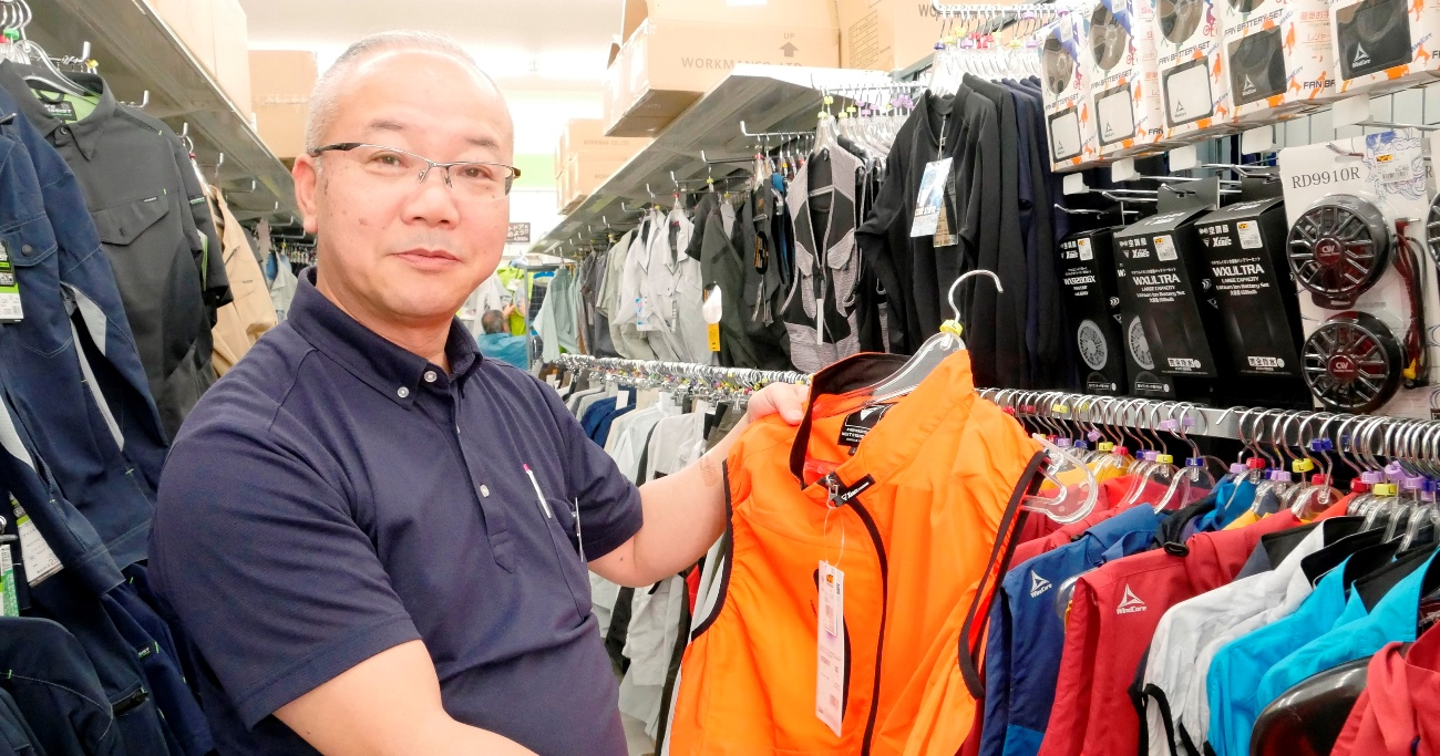 ワークマンの国内店舗数がユニクロ超え、FCオーナーに希望者殺到の理由