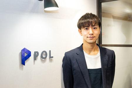 LabBaseを立ち上げた加茂倫明さん(24歳)