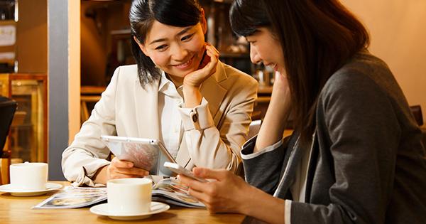 副業を成功させるコツは、友人の友人をお客様にすること