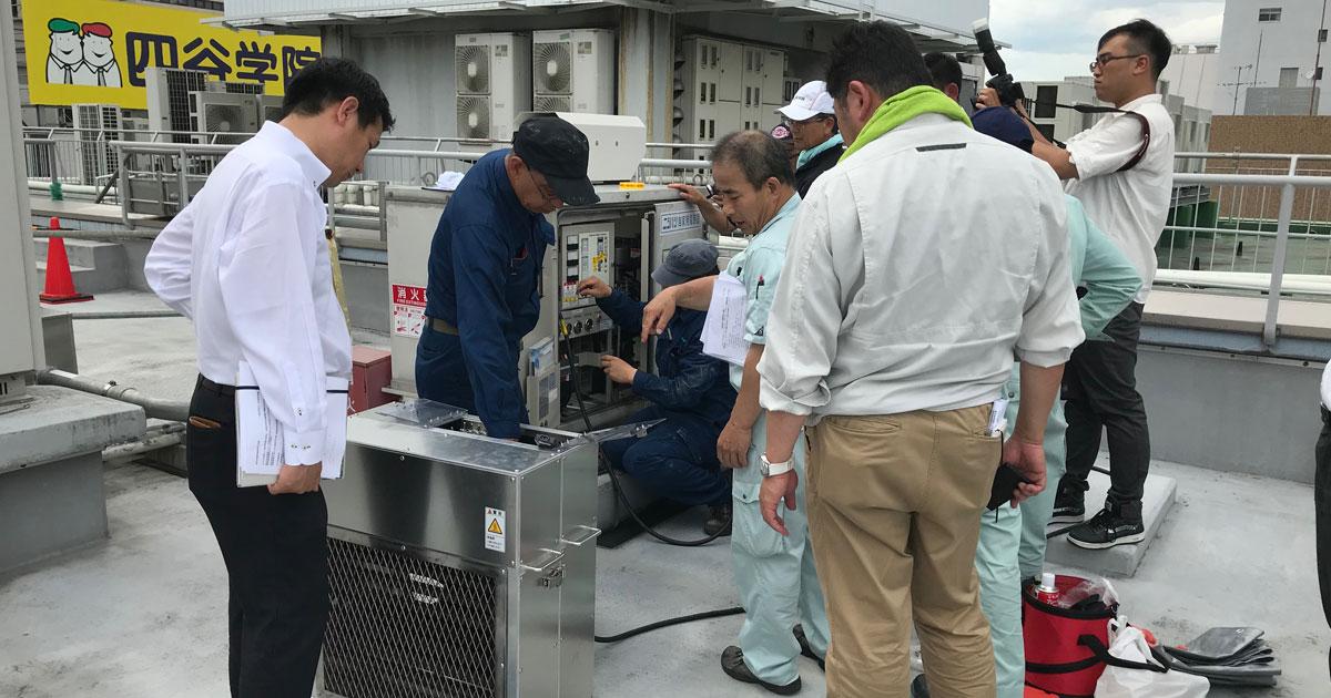 病院の非常用発電機のずさんな点検実態が一向に改善されない理由