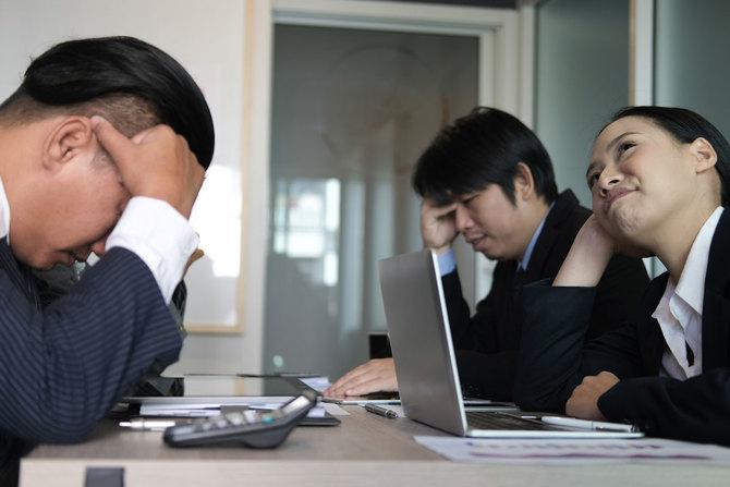 ビジネスの産前線では、さまざまな判断が求められる