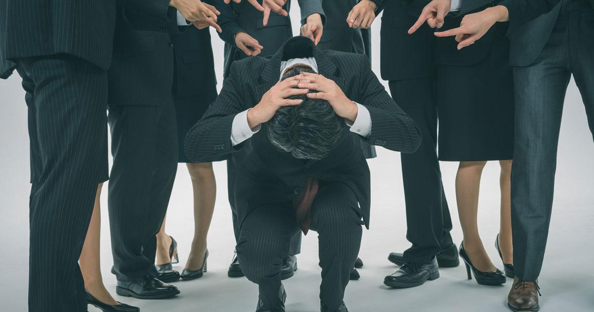 転職先で陰のボスから陰湿なイジメ、30代室長を襲った「黒い羊効果」