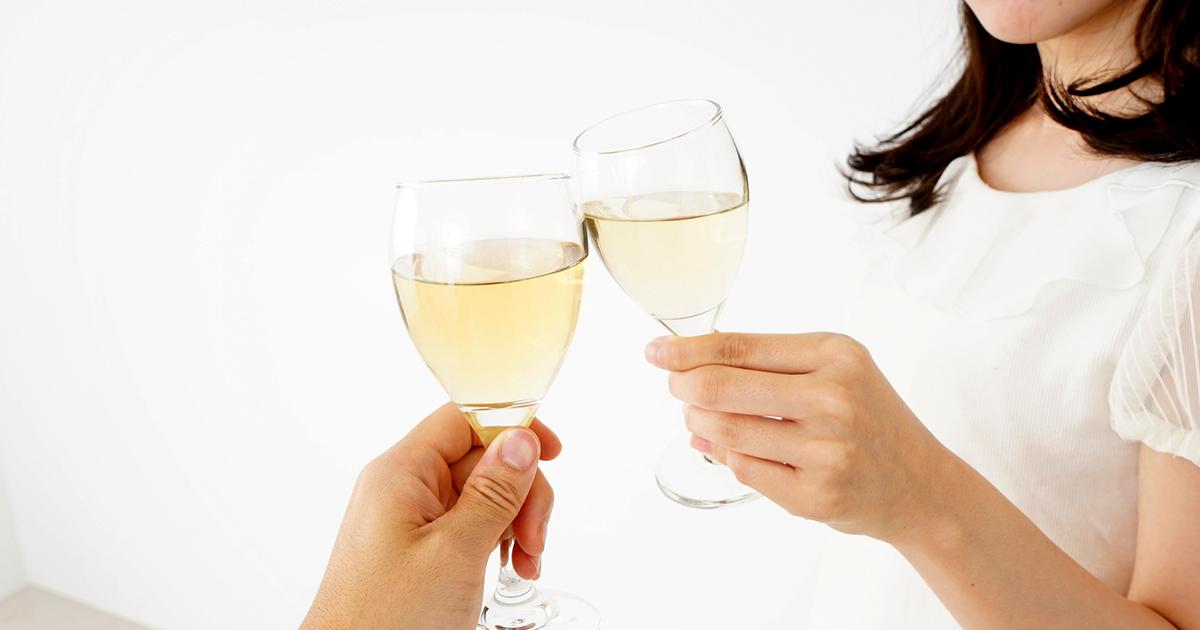 ビールは太るが、白ワインは逆にやせるという衝撃