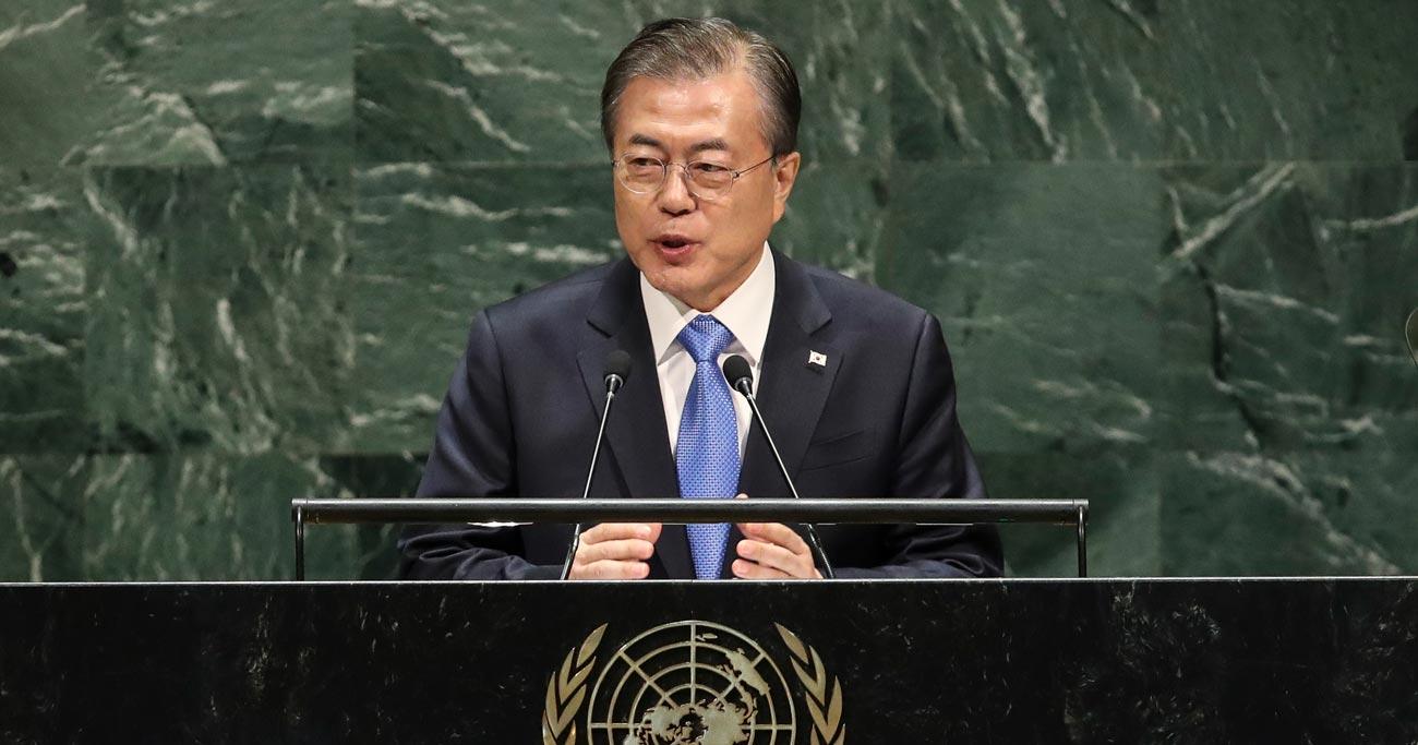 韓国・文大統領が絶体絶命の内政を国連外交で挽回できなかった理由