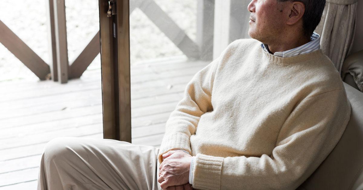 うつ病で休職中57歳男性、年収700万円を捨て退職しても大丈夫か