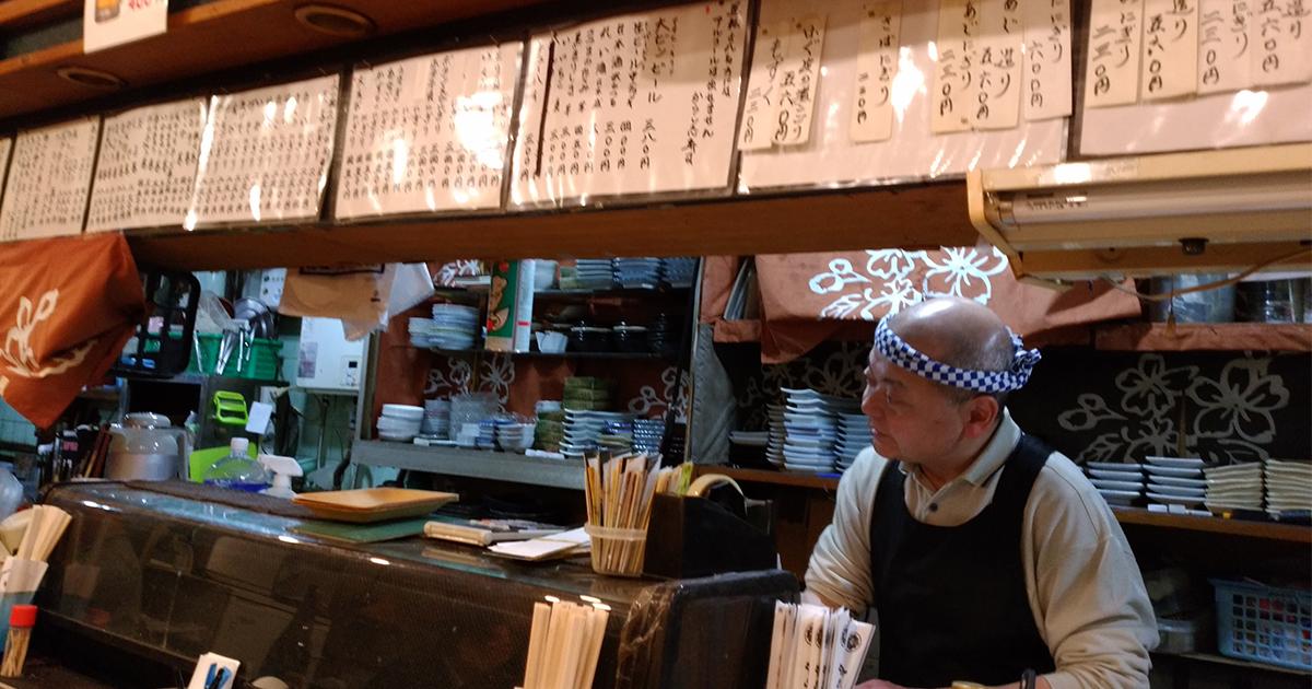 大阪・西成は激安B級グルメの聖地、値段はC級、人情A級!(上)