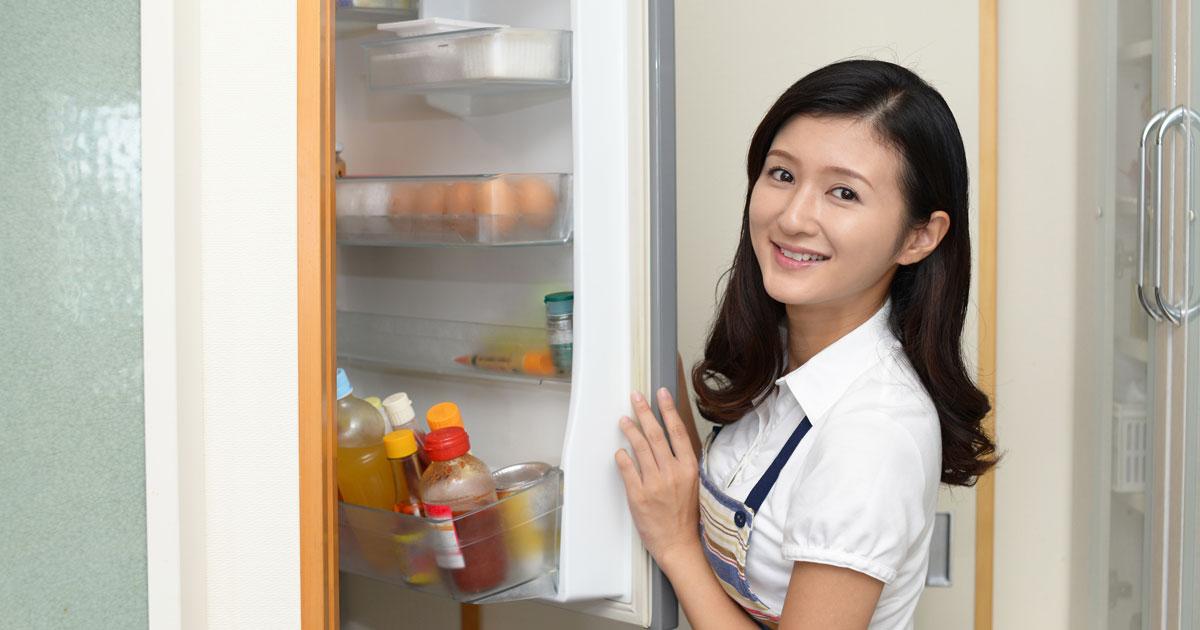 アマゾンで売れている冷蔵庫ランキング!2位がアイリスオーヤマ、1位は?