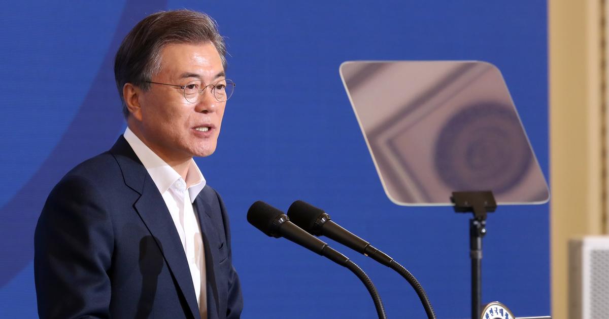 韓国文政権が目論む日米中から「いいとこ取り」政策の限界