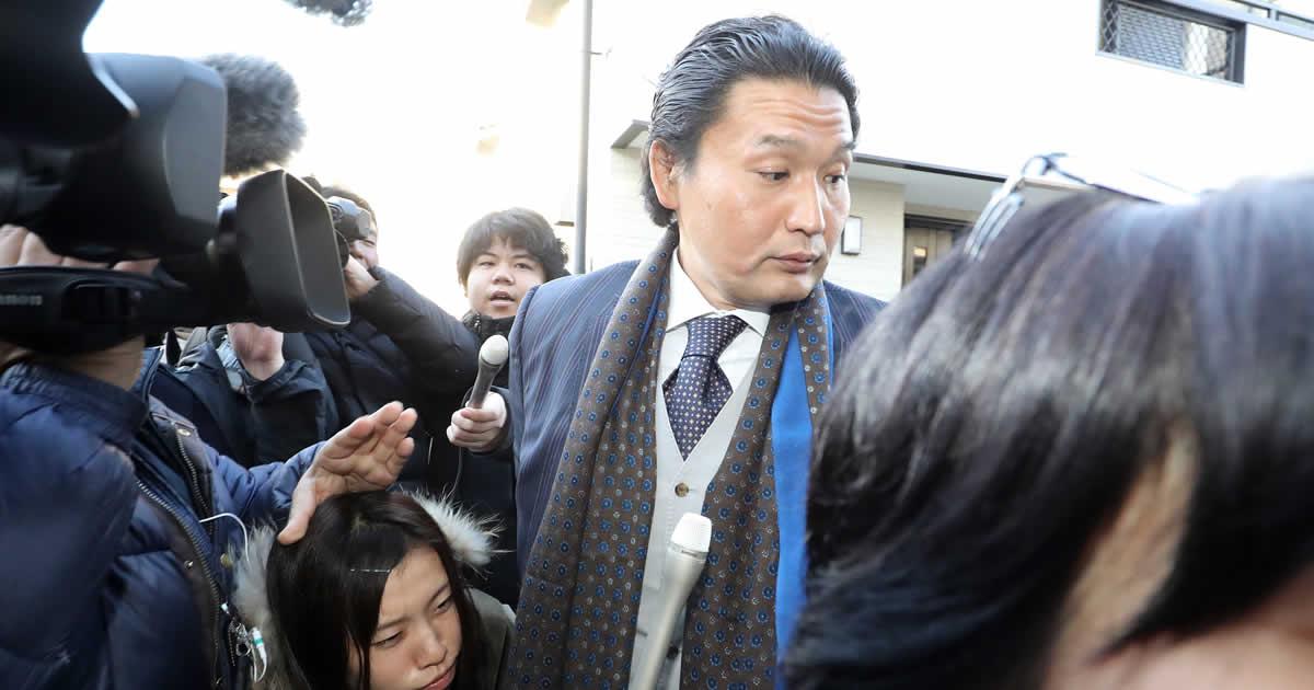 日馬富士事件で露呈した相撲協会の「最悪マネジメント」