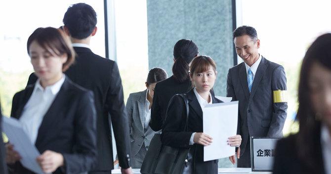 就職活動、売り手市場の実態