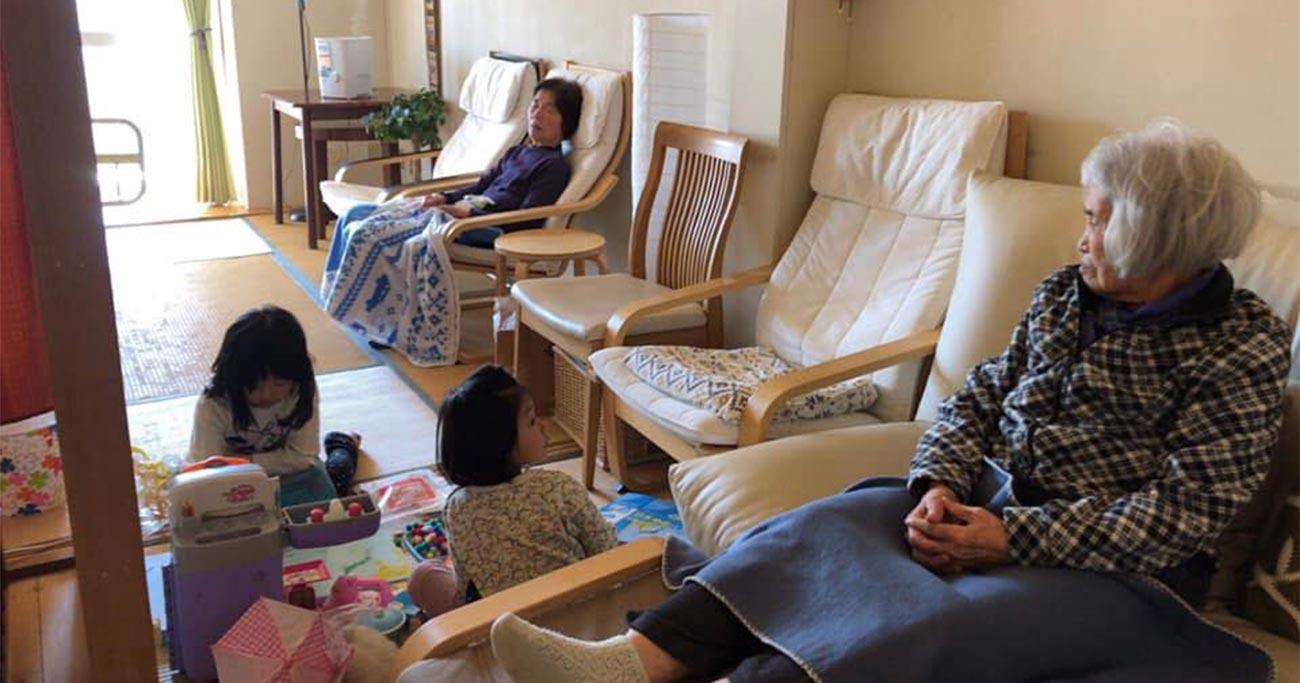 全国唯一、UR団地の介護拠点「ぐるんとびー」に見る高齢者ケアの未来