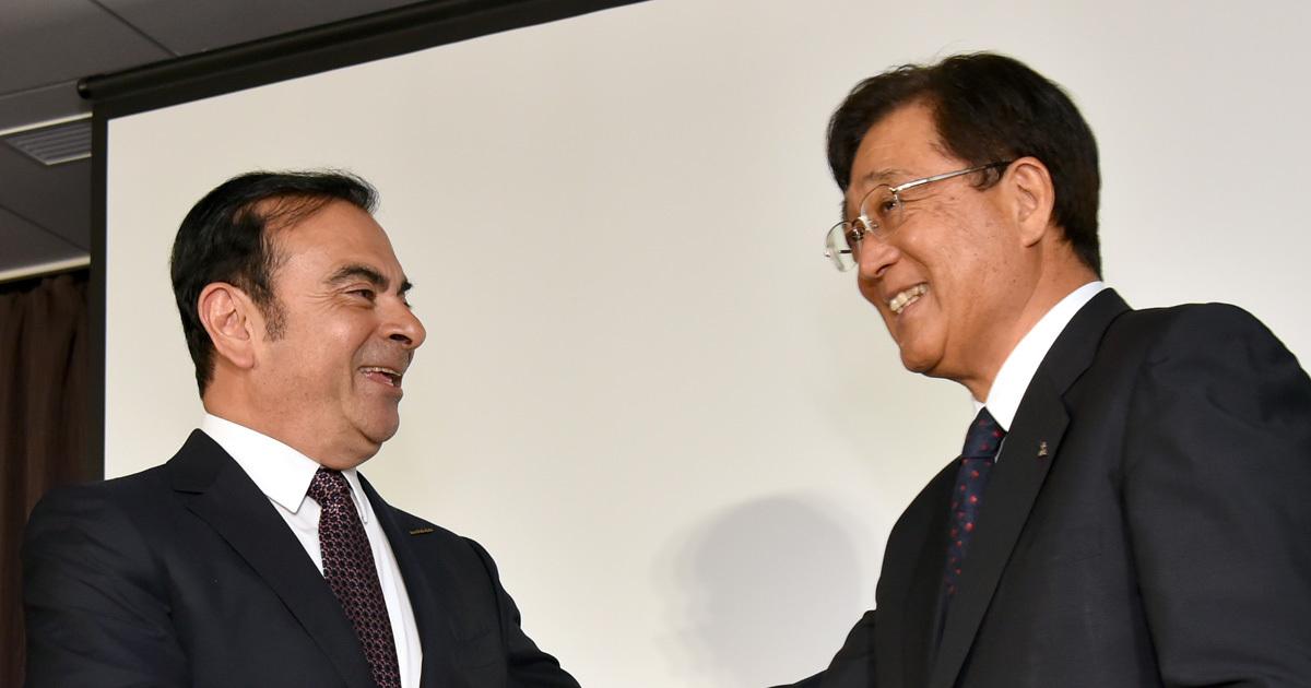 三菱自、ゴーン会長が益子社長留任で狙う「三菱商事」 - DOL特別レポート