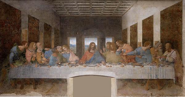 『モナ・リザ』と『最後の晩餐』 格が高いのはどっち?