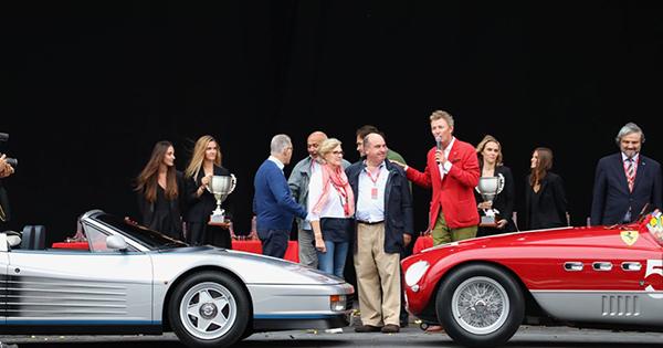 フェラーリが70周年を記念してビッグイベントをイタリアで開催