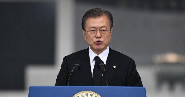 文政権が日韓関係をわざと棄損するのは「統一朝鮮」への意思表示