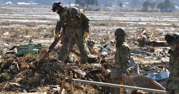 自衛隊の戦いを大きく変えた、2つの大震災