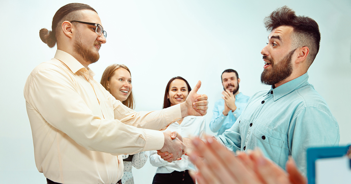 社員を大切にする会社が実践するフィードバックの方法
