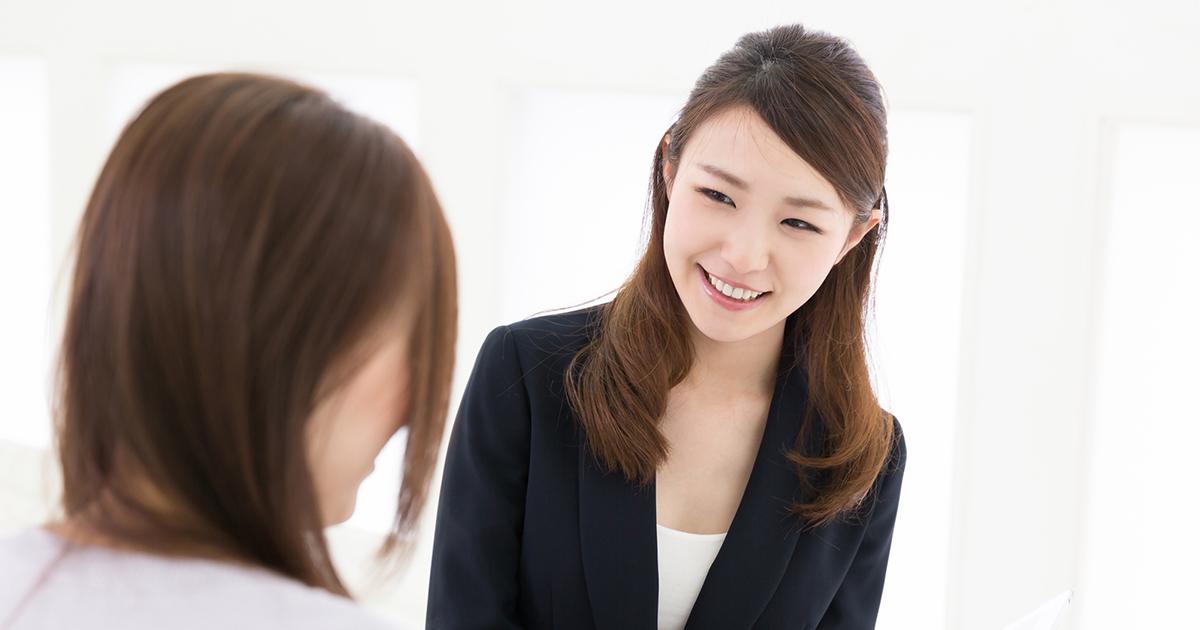 「現状はどんな感じですか?」(現状を聞く)で、現実を見つめれば見つめるほど、お客様の欲求が湧いてくる