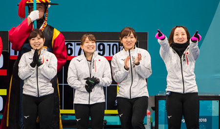 カーリング女子日本代表
