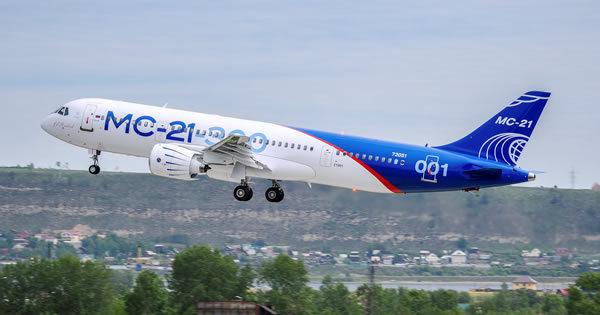 ロシアの新型ジェット旅客機、業界に大変革をもたらすか