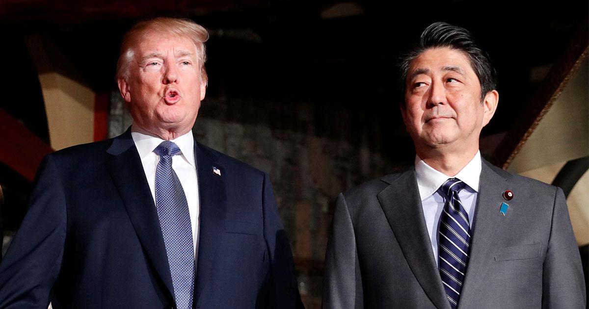 トランプ訪日最大の成果は「中国包囲網」の合意だ