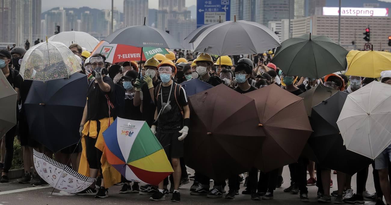 中国共産党に「政治」を挑むことが香港デモ勝利の必要条件だ