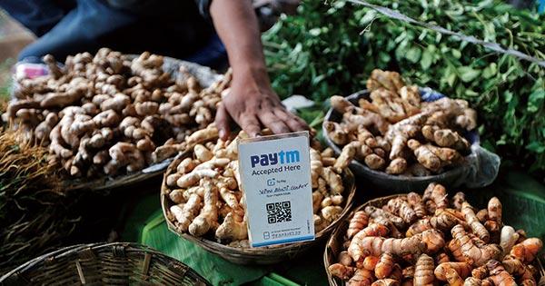 ソフトバンク、ヤフー連合は自前の技術を捨て、インドで普及するペイティーエムの技術を採用する Photo:REU