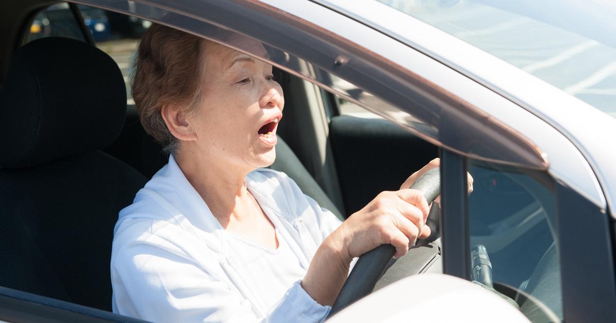 高齢者ほど運転への自信強まる、ドライバー意識調査の怖い結果