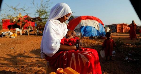 ソマリアの少女、飢える一族救うため失った自由と夢