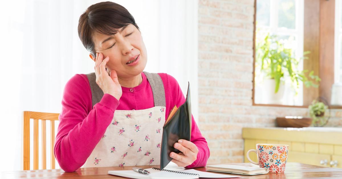 貯金も家もあるのに老後不安が払拭できない人たちの事情