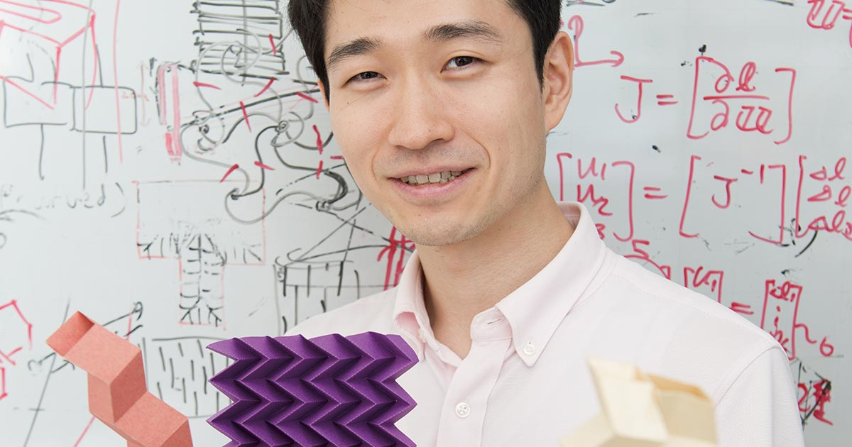 折り紙工学、複雑な立体を1枚で表現する技術の可能性