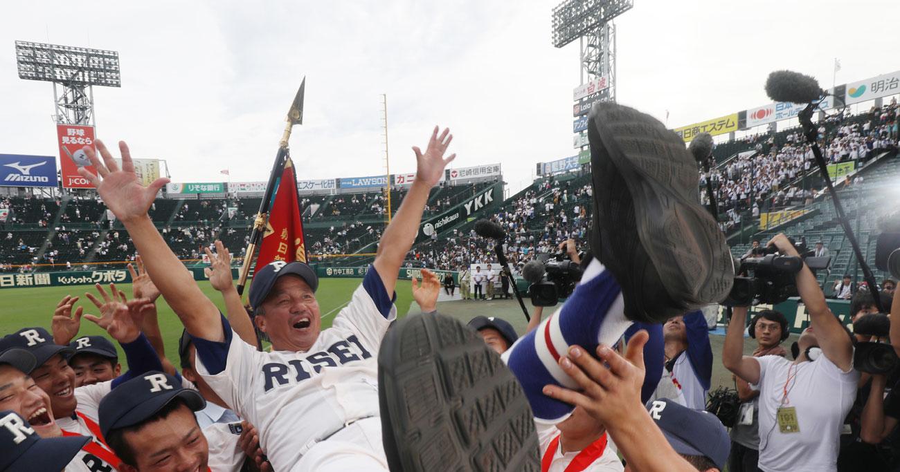 履正社の甲子園優勝が象徴する「監督に絶対服従」野球の終焉