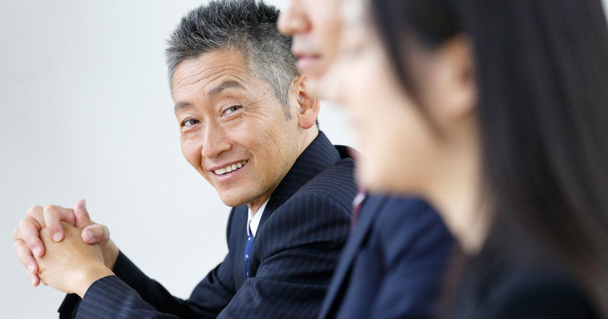 一流のリーダーには困難を笑い飛ばす強さがある