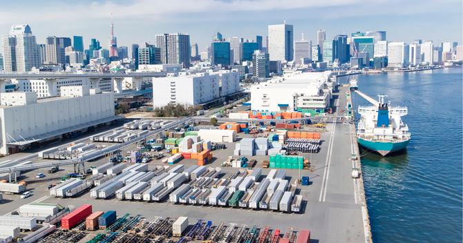 輸出頼みから脱する日本経済