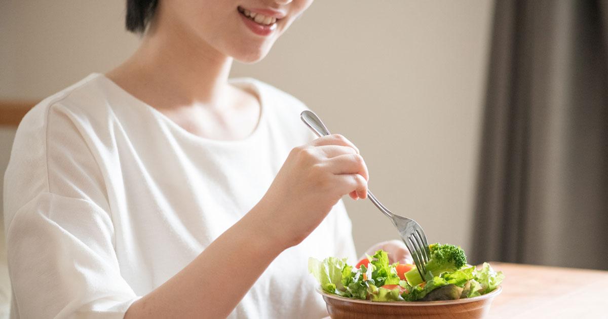 ダイエットに成功する4つのステップ、最初から食事の質は見直すな!