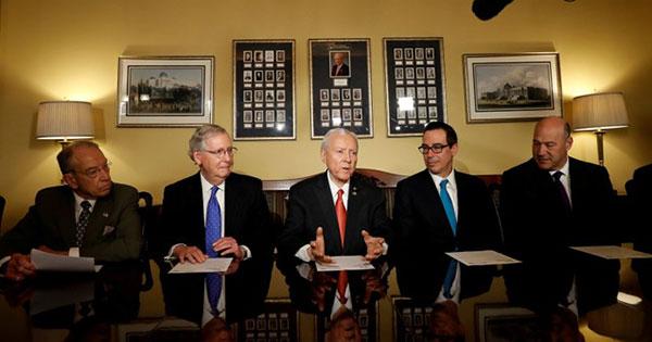 米国の税制改革、財政赤字拡大懸念が成立のネックに