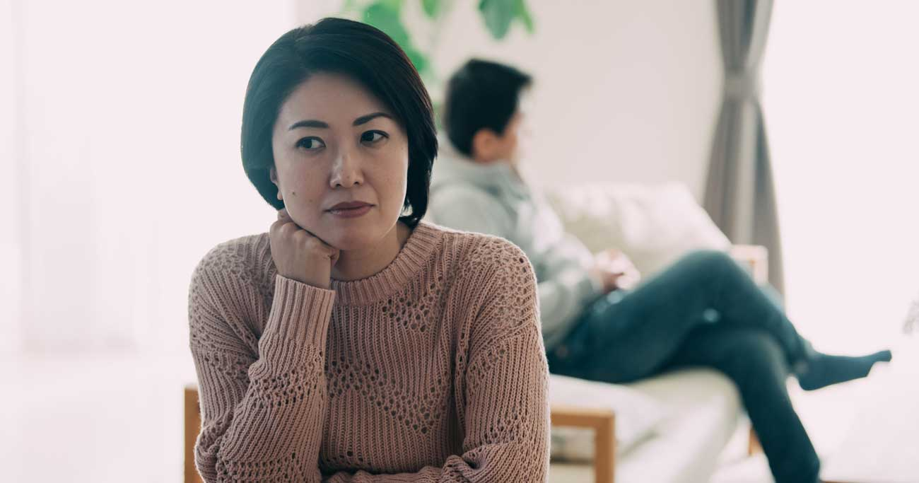 離婚がちらつく熟年夫婦がすべき「別居婚」のススメ