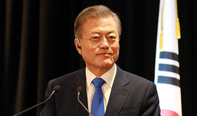 韓国、文在寅大統領の支持率低下になかなか歯止めがかからない