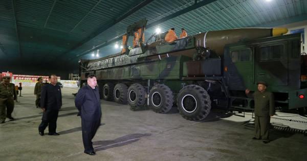 米ミサイル防衛、北朝鮮ICBMで問われる信頼性